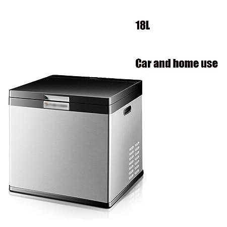 ZBYY Refrigerador con Compresor Congelador Portátil (18 28 litros ...