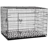 """Extra Large 48"""" Collapsible Dog Crate"""