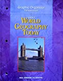 World Geography Today, Holt, Rinehart and Winston Staff, 0030374588