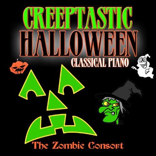 Creeptastic Halloween Classical Piano -