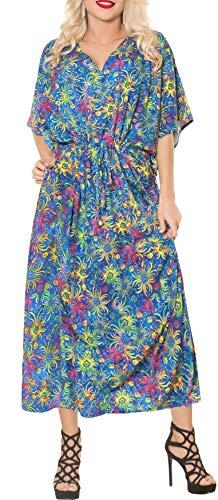 Formato 3d Hd Pigiama Per Vestiti La Lungo Loungewear Kaftan Maxi k542 Stampato Kimono Vestito Di Tutti I U Multicolore Spiaggia Coprire Donne Libero Partito Vacanze Giorni Caftano Tunica Leela PXZuTikwO