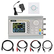 15MHz 30MHz 40MHz 50MHz 60MHz High Precision DDS Signal Generator Counter,Upgraded Dual-Channel Arbitrary Waveform Function Generator Frequency Wave Electrical Testing