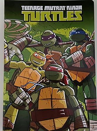 Cuaderno Tortugas Ninja 2015 a Righi de 1 ^ y 2 ^ deberes ...