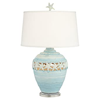 Pacific coast lighting starfish kiss table lamp in sky blue pacific coast lighting starfish kiss table lamp in sky blue aloadofball Gallery