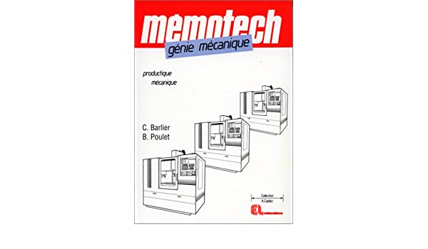 memotech genie mecanique