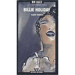 Jazz BD - billie holiday (pas de partitions)