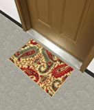 Kitchen Entry Rugs Rubber Backed Mat 18