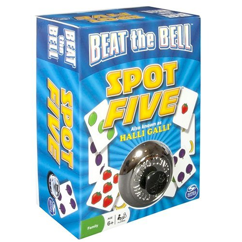 Spinmaster Beat the Bell Spot Five Game ()