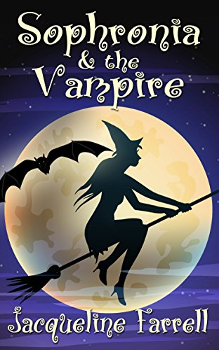 Book: Sophronia and the Vampire by Jacqueline Farrell