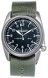 Bertucci A-4T Aero Vintage Watch Black/Ti-Def Drab Band 13400
