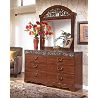 Reddish/Brown Dresser - Signature Design by Ashley Furniture
