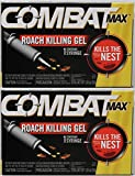 Combat Roach Killer Gel - 30 Gm (Pack of 2)