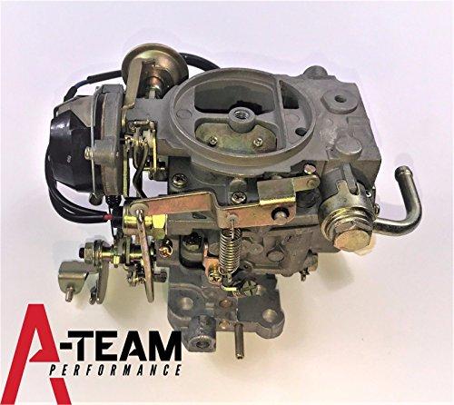 weber carburetor isuzu - 4