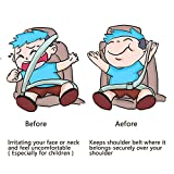 Seatbelt Adjuster,Andul Auto Shoulder Neck Strap