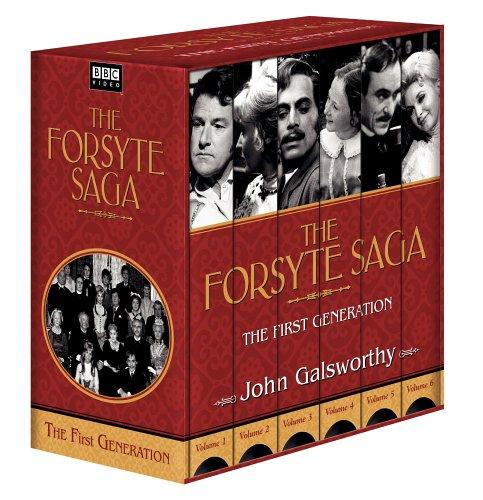 The Forsyte Saga - First Generation [VHS]