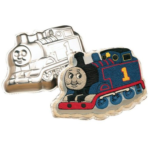 Wilton Thomas the Tank Train Engine Cake Pan (2105-1349, 1998) ~ Retired Collectible -