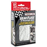 Finish Line Gear Floss Microfiber Cleaning Rope (Pack of 20)