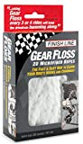 Sporting Goods : Finish Line Gear Floss Microfiber Cleaning Rope  (Pack of 20 microfiber ropes)