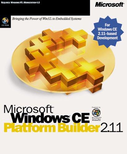 Ce Platform (Windows Ce Platform Builder 2.11 [Old Version])