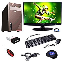 Rolltop® Assembled Desktop Computer, Intel Pentium G620 Dual Core 2.6 GHz 3 MB Processor H61 Motherboard, 4 GB DDR3 RAM…