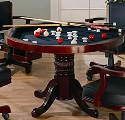top quality sale uk another chance Amazon.com : Coaster Mitchell 5 Piece 3-in-1 Game Table Set ...
