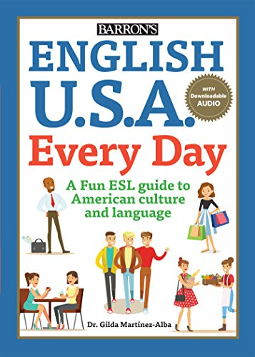English usa every day with audio kindle edition by gilda english usa every day with audio by martinez alba gilda fandeluxe Choice Image