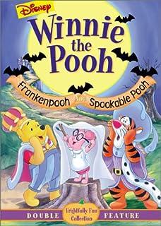 winnie the pooh frankenpooh and spookable pooh - Winnie The Pooh Heffalump Halloween