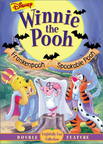 Winnie the Pooh - Frankenpooh and Spookable -