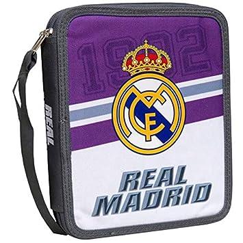 Estuche Real Madrid Doble 53 Piezas: Amazon.es: Electrónica
