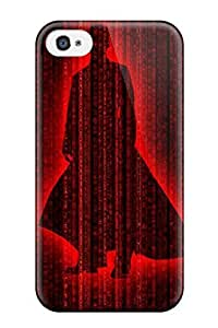 iphone covers Premium EOLoZYU4592DCEPS Case With Scratch-resistant/ Black And Red Case Cover For Iphone 5 5s WANGJING JINDA