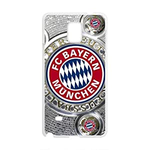 Fc Bayern Munchen New Style High Quality Comstom Protective case cover For Samsung Galaxy Note4