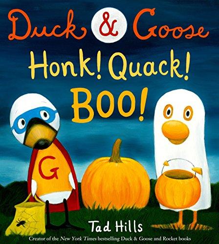 (Duck & Goose, Honk! Quack!)