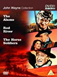 John Wayne Coll. - the Alamo/Red River/the Horse Soldiers [Import anglais]