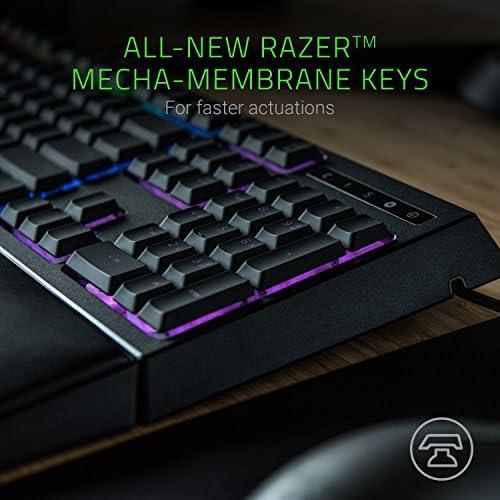 Razer Ornata–Multicolor RGB Teclado Gaming, Croma, RGB 5