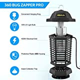 HEMIUA Bug Zapper for Outdoor and
