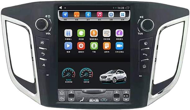 2014-2018 Hyundaii ix25 Cantus Creta 10,4 Pulgadas Gran Ancho Pantalla táctil Vertical Coche Android GPS navegación Navigation Multimedia Reproductor de Radio Video Bluetooth WiFi: Amazon.es: Electrónica