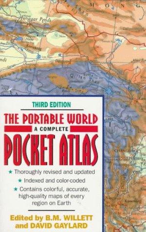 Portable World Atlas