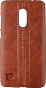 Anvika Leather Back Cover for XIAOMI MI REDMI Note 4   Dark Brown Mobile Phone Cases   Covers