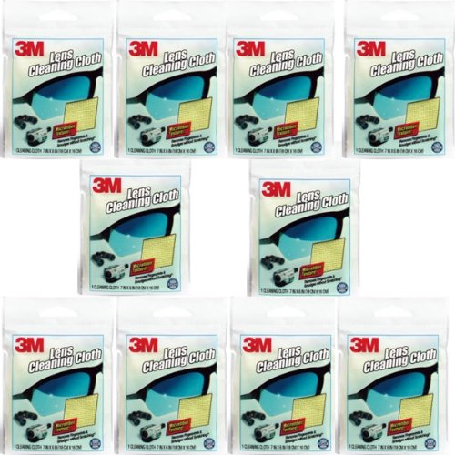 3M Microfiber Lens Cleaning Cloth -