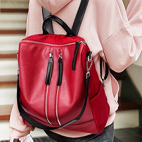 bags casual women's bag backpack women's ladies fashion Shoulder bag gules shoulders MSZYZ 1xUfvH