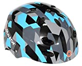 Razor V-17 Child Multi-Sport Helmet, Geo Helmet