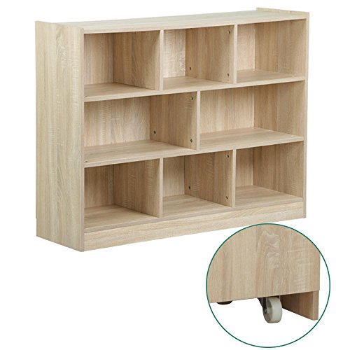 4 foot shelf unit - 6