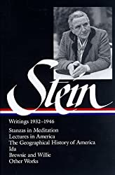 Stein: Writings 1932-1946, Vol. 2 (Library of America)