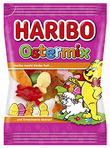 Haribo EasterMix Easter Mix Oster Mix Bag of 200g