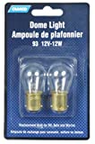 Camco 41263 12V-12W Replacement 93 Dome Light Bulbs