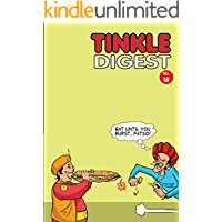 Tinkle Digest  18