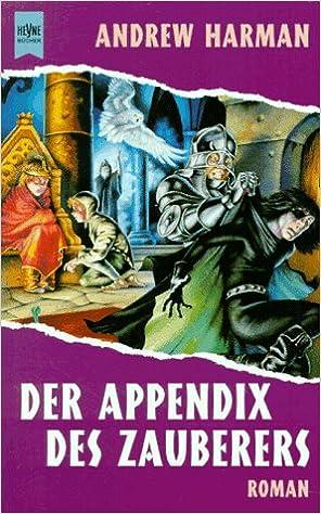 Der Appendix des Zauberers: Amazon.de: Andrew Harman: Bücher