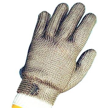 Amazon.com: Saf-T-Gard Guantes de seguridad de malla de ...