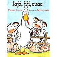 Jaja, jiji, cuac / Giggle, Giggle, Quack (Spanish Edition)