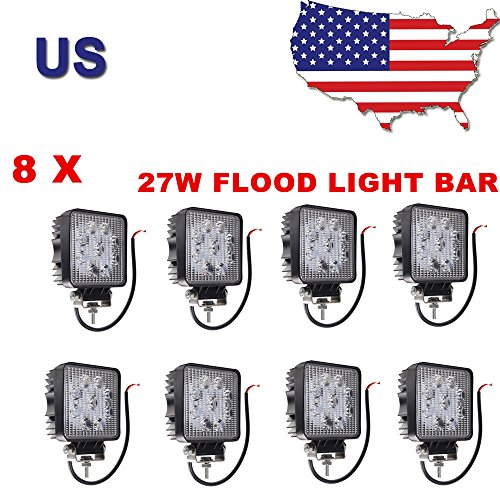 Square Led Lights Offroad - 2